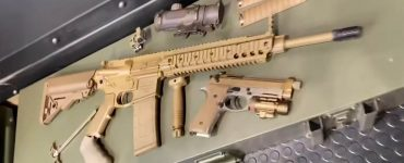 Upgrading the Knight's AR-15